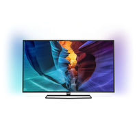 Philips 55 inch 4K Ultra HD Slim Television - 55PUT6800