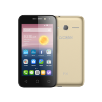 "Alcatel PIXI 4 8GB 6"" Smartphone LTE, Gold"