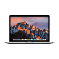 "Apple MacBook Pro Touch Bar 15"" i7 16GB, 512GB Laptop, Space Grey"