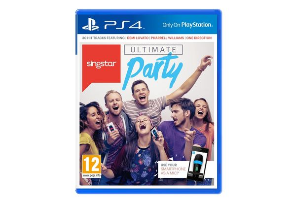 Sony PS4 Singstar Ultimate Party