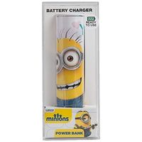 Tribe Power Bank 2600mAh, 1 In A Minion