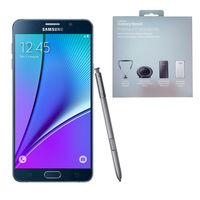 Samsung Galaxy Note 5 Smartphone, Black,  black, 32 gb