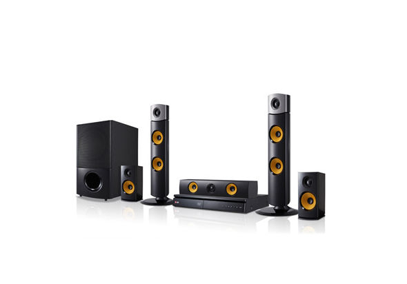 LG DH6330P Home Theater System