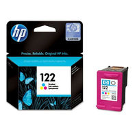 HP CH562HE 122 Tri-color Original Ink Cartridge