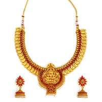 Alankruthi Exclusive traditional necklace collection, gold