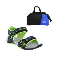 Buy Finley Floater with Duffel Bag in just Rs. 70, green, 6