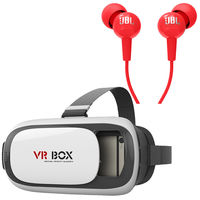 Buy Branded VR Box with JBL Earphone in Just Rs. 999