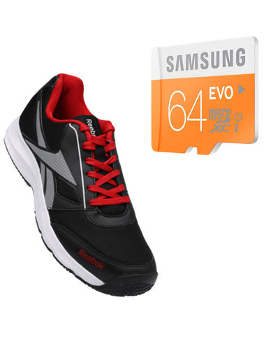 Buy Anyone Branded shoes with Samsung Evo 64gb Memory card just in Rs. 799