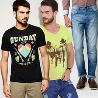 Buy Any 2 Tshirt and 1 Men's Jeans in Just Rs. 999, 30, xl