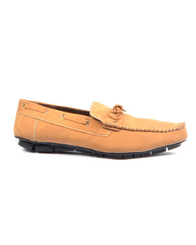RE Stylish Tan Loafers Shoe for Man