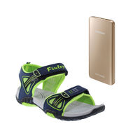 Buy Finley Floater with Samsung/Mi 25000mAh Powerbank in just Rs. 70, green, 8