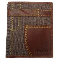 Buy Branded cotnis crunch leather wallet, 9 7 2, .2 kg