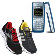 Buy Anyone Nokia 1100 with Branded Shoes in Just Rs. 999, 6