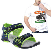 Buy Finley Floater with Branded Tshirt in just Rs. 70, 10, l
