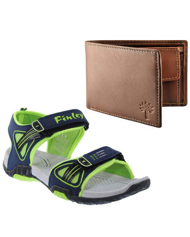 Buy Finley Floater with Woodland Wallet in just Rs. 70