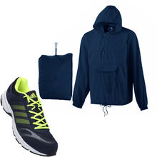 Pocket Rain Coat with Branded Shoes Just Rs. 999, l, 10