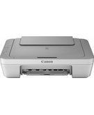 Canon Pixma MG2440 All In One Inkjet Printer, White