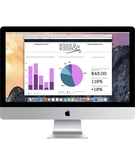 "Apple iMac MF886 with Retina 5K Display Intel Core i5 with 2 GB AMD Graphics, 27"" OS X Yosemite, 8G, 1 TB"