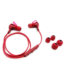 Plantronics Backbeat Go 2 Headsets,  Red