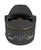 SIGMA 15/2.8 EX D DIAGONAL FISHEYE for Canon DSLR Cameras