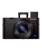 Sony Cyber Shot RX100 III,  Black