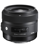 SIGMA 30/1.4 EX DC HSM-ART for Canon DSLR Cameras