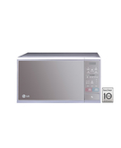 LG Grill with Quartz Grill MH8040SMS 40 Liter Microwave Oven - Silver