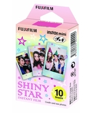 Fujifilm Instax Mini Film Shiny Star For Instax Mini 7, 7S, 8, 25, 50