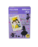 Fujifilm Instax Mini (Film) Alice in Wonderland for instax mini 7, 7s, 8, 25, 50