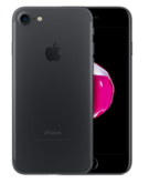 Apple iPhone 7 With FaceTime, 4G LTE, 256GB,  Black
