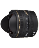 SIGMA 10/2.8 EX DC FISH EYE for Canon DSLR Cameras