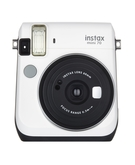 Fujifilm Instax Mini 70 Instant Film Camera- Moon White