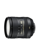 Nikon AF-S DX 16-85mm F/3.5-5.6G ED VR (5.3x),  Black, 16 -85mm