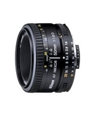 NIKON NIKKOR LENS AF 50MM F/1.8D FOR NIKON DSLR