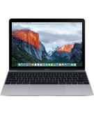 Apple Macbook MLH82 1.2 Dual Core M5 12 Inch 8GB 512GB Intel HD Graphics 515 Retina English Grey