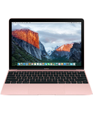 Apple Macbook MMGL2 1.1 Dual Core M3 12 Inch 8GB 256GB Intel HD Graphics 515 Retina Rose Gold