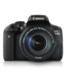 Canon EOS 750D 18-135mm IS STM