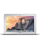 Apple Macbook Air MJVP2 1.6 Ghz Intel Core i5 4 GB RAM 256GB HDD 11 Inch Screen English Arabic Keyboard
