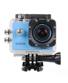 SJ4000 1080p Full HD 12MP CMOS H. 264 Sports Action DV Camera Car DVR with 15 accessories - BLUE