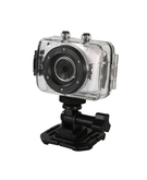 Vivitar Action Camera-785 Full Hd Video 720P with Vivitar Portavale Bluetooth Speaker and Headphone Combo,  Silver