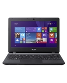 Acer ES1-131 Laptop Intel Celeron 2GB RAM 500GB HDD 11.6 Inch Win10 Black