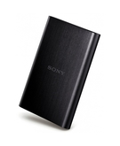 SONY HD-E1/BC 2.5INCH 1 TB EXTERNAL HARD DISK BLACK