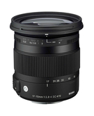 SIGMA 17-70/2.8-4 DC MACRO OS HSM-CONTEMPORARY for Canon DSLR Cameras
