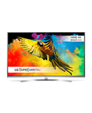 LG 55 Inch Super 4K UHD Smart 3D LED TV - 55UH850V