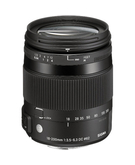 SIGMA 18-200 F3.5-6.3 DC MACRO OS CONTEMPORARY for Canon DSLR Cameras