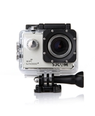 SJCAM SJ4000 Plus 2K 12MP Wifi Sports Action Camera, 12 MP,  Silver