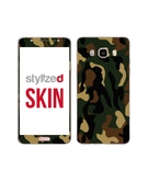 Stylizedd Vinyl Skin Decal Body Wrap for Samsung Galaxy J5 (2016) - Camouflage Mini Woodland