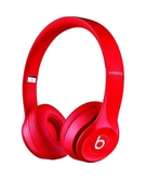 Beats SOLO 2 Wireless,  Red
