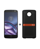 MOTO Z 32GB 4G DUAL SIM with JBL SoundBoost Speaker Mod,  Black