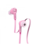 Xiaomi Mi Earphones Youth Colorful Edition Wired Headphone Sports Earbud with Microphone - Pink